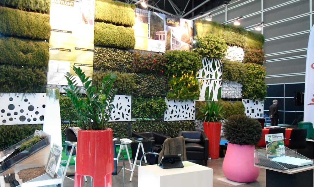 Booth Design At Eco Fira Valencia