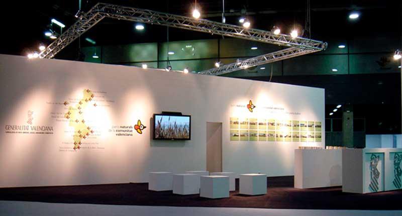 Stand Design At Ecofira