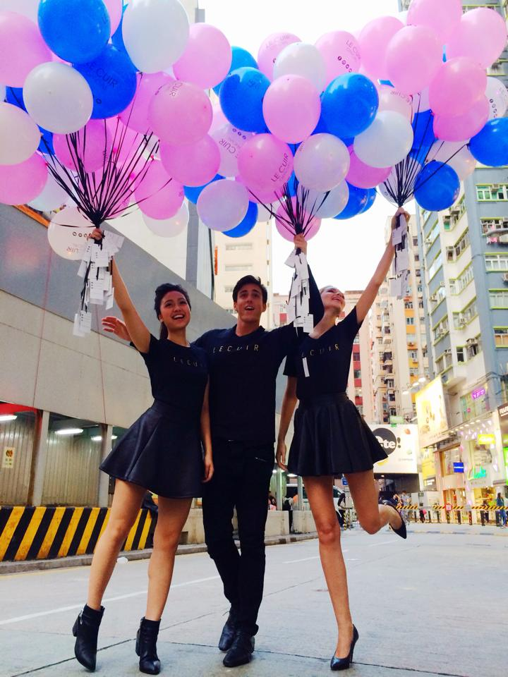 Hostesses for Trade Shows in HK