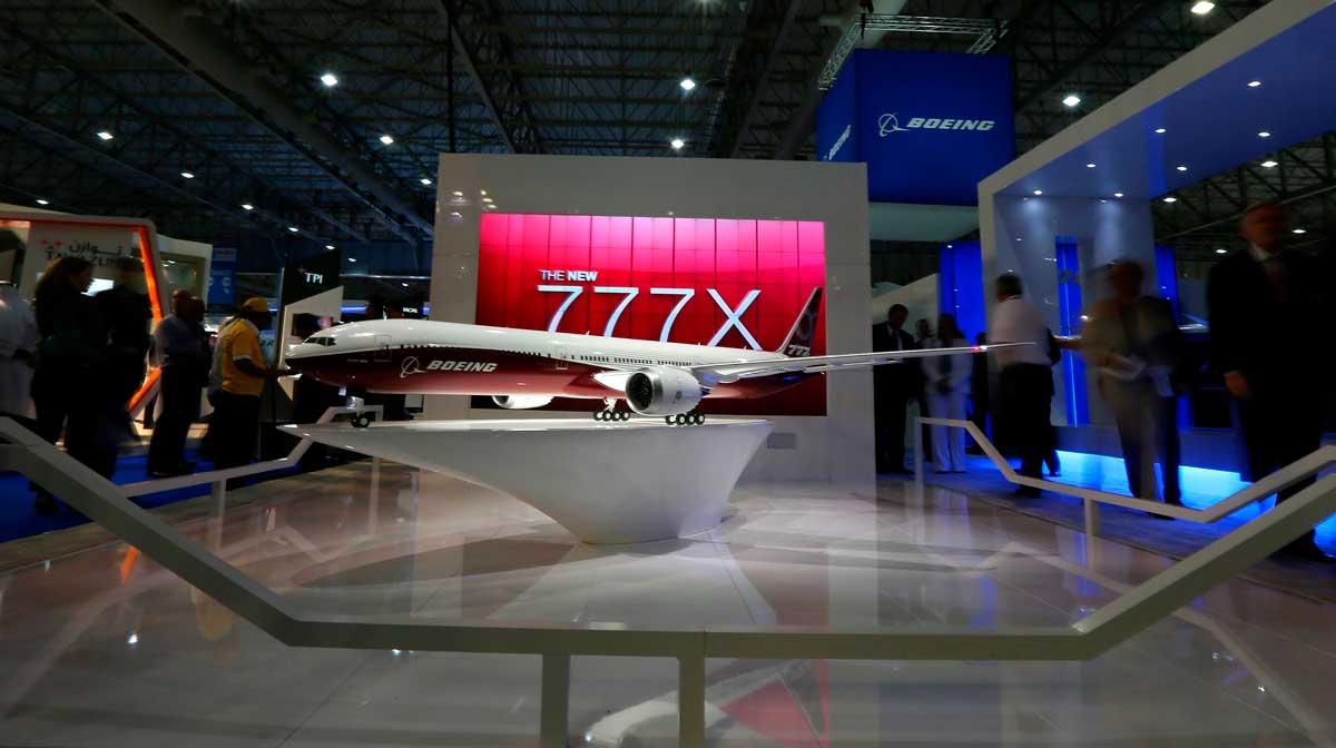 Dubai Airshow Booth