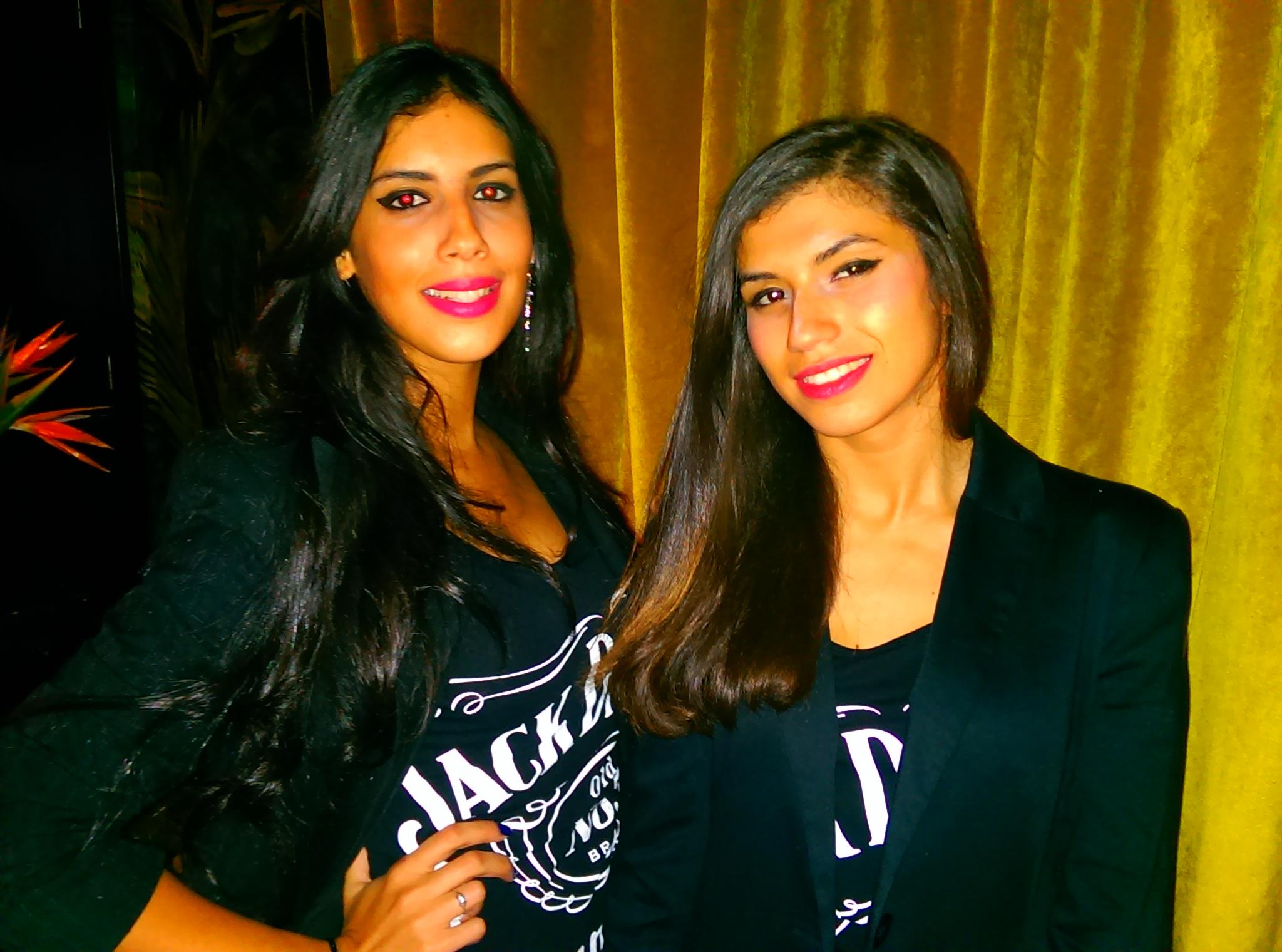 Hostesses In Casablanca