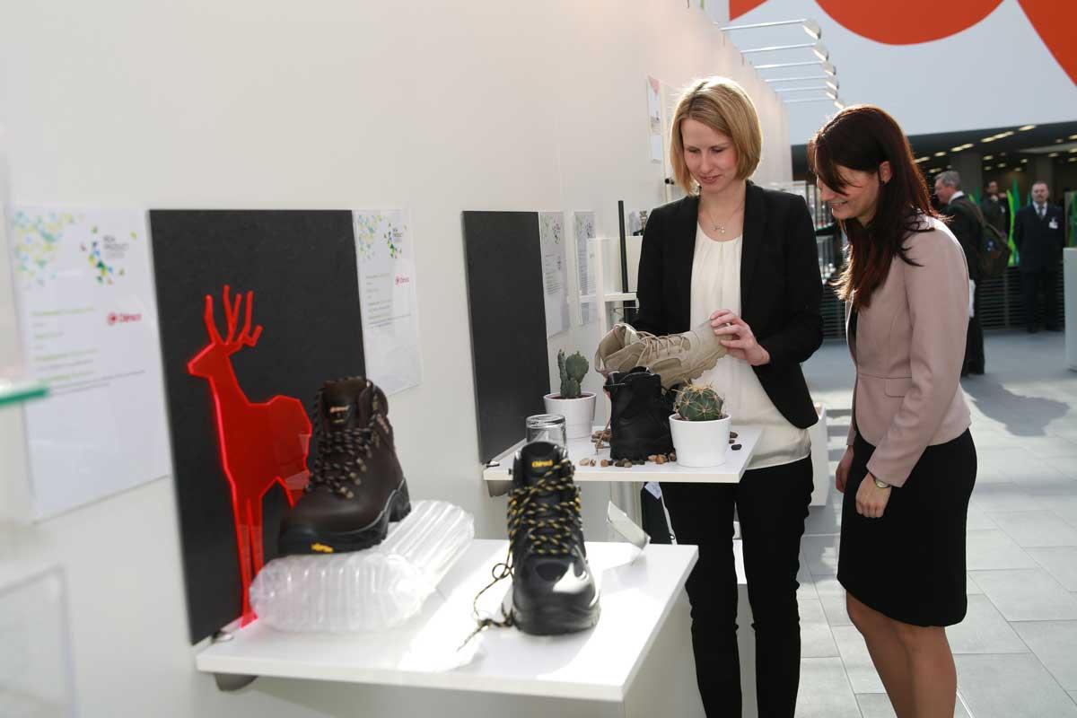 Iwa Booth Design At Nuremberg