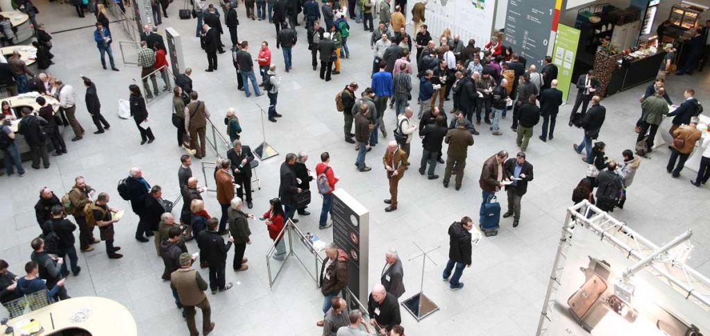 Iwa Nuremberg Exhibition Hall