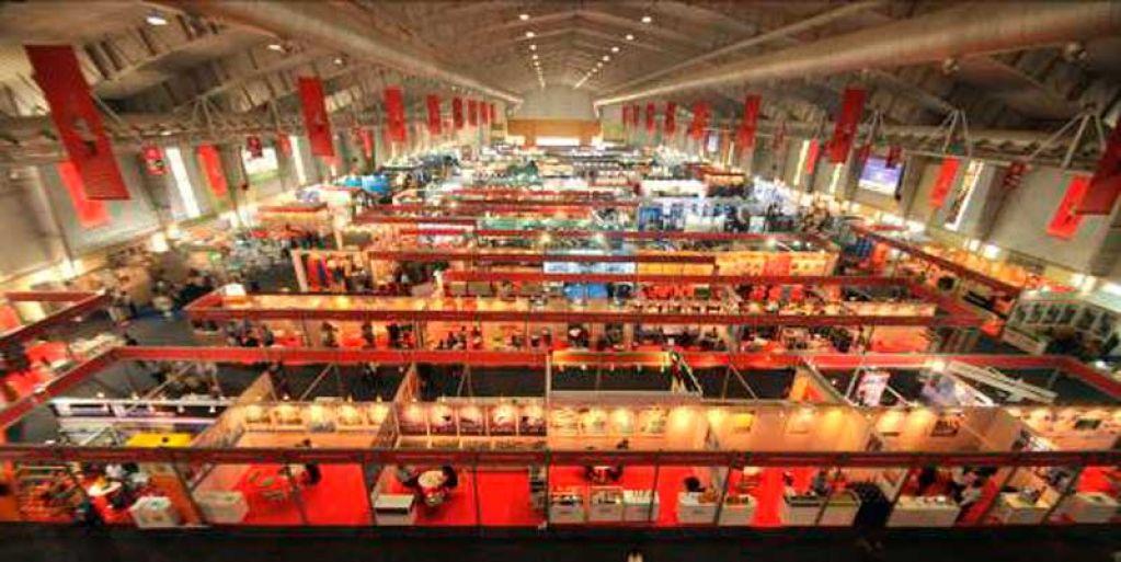 Imtex Exhibition Hall