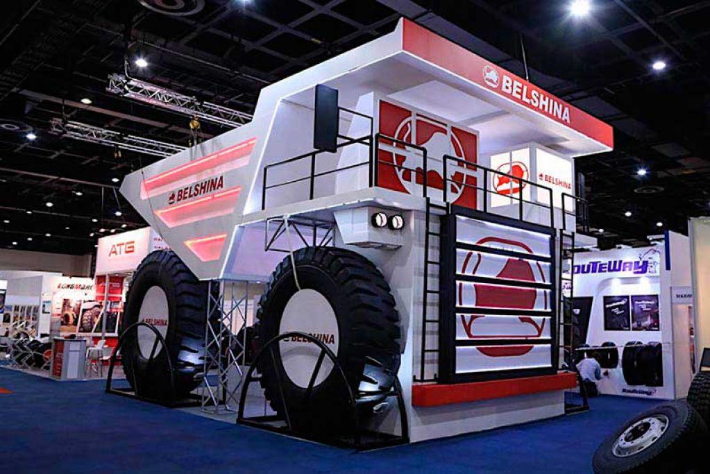 Tyrexpo Asia Booth