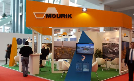 Stand design at International Energy Congress and Fair 5