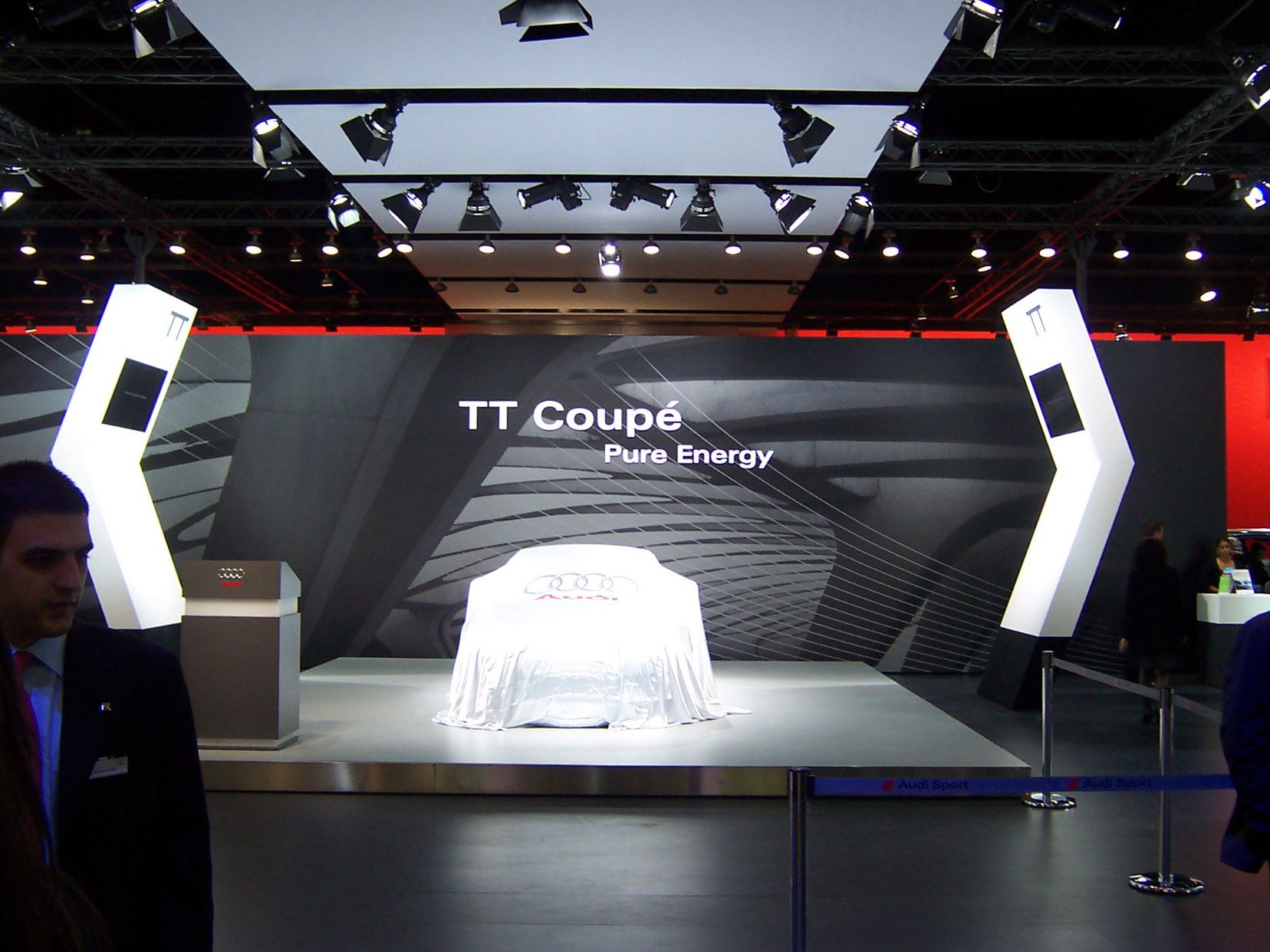 Audi Exhibition Stand at Autoshow Istanbul 4