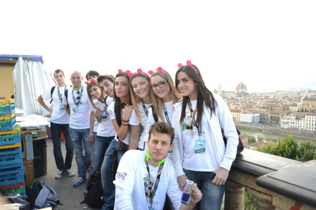 Models and Hostesses in Italy