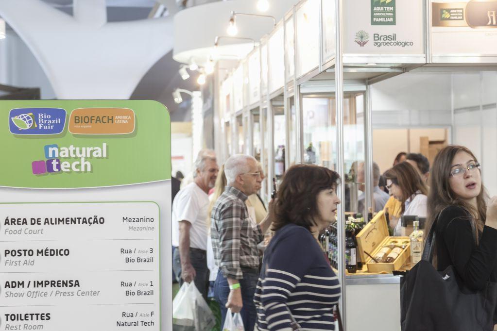 Bio Brazil Fair Biofach