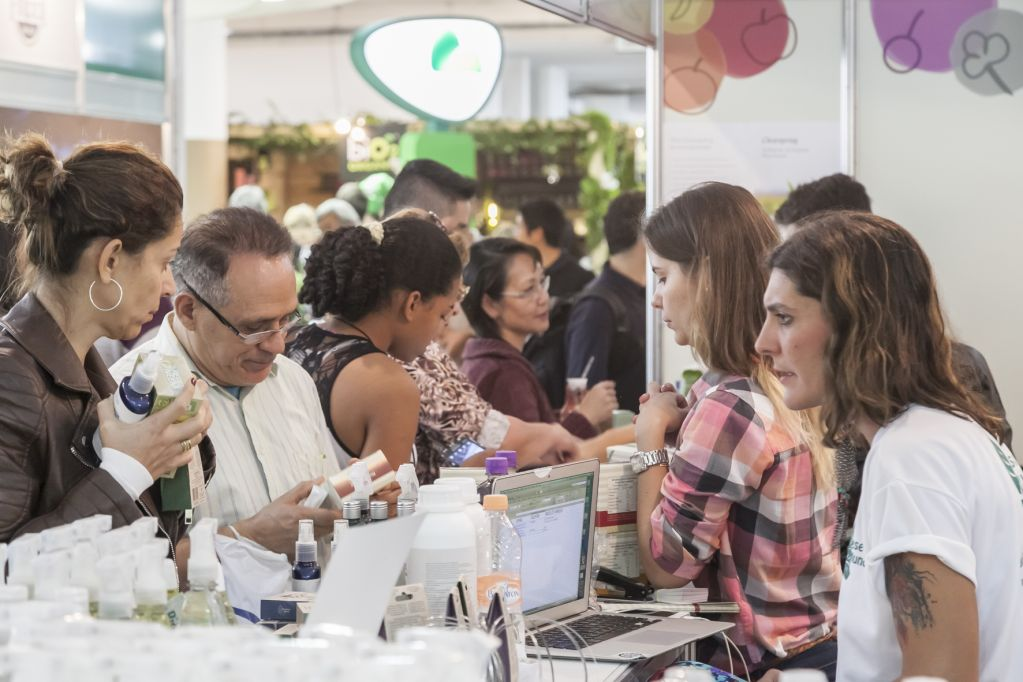 Bio Brazil Fair Sao Paulo