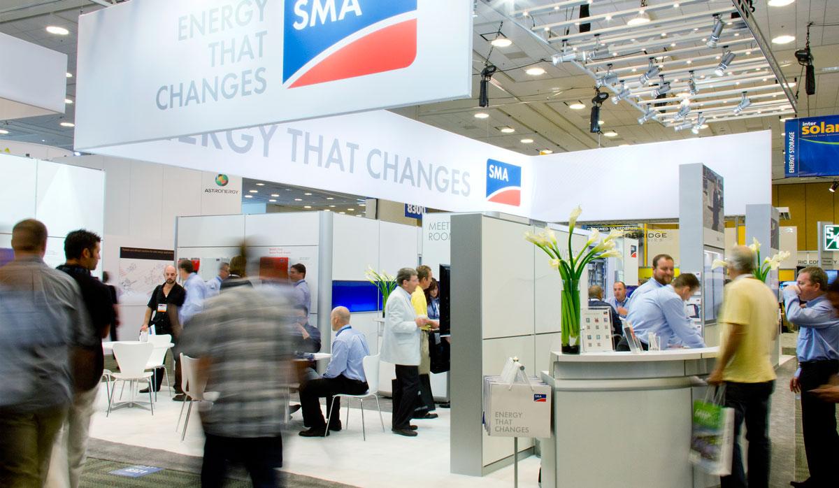 Inter Solar North America Exhibition Stand
