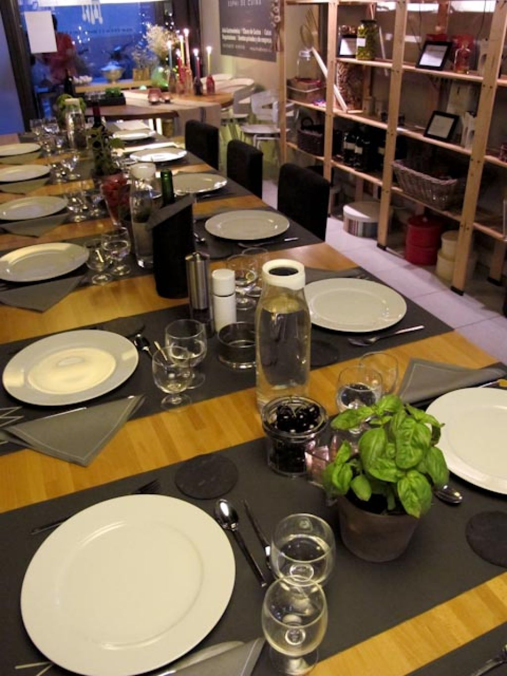 Catering Barcelona Mit
