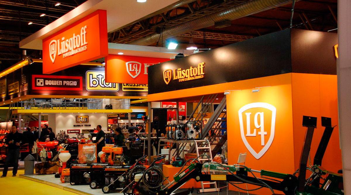 Expoferretera Argentina Booth