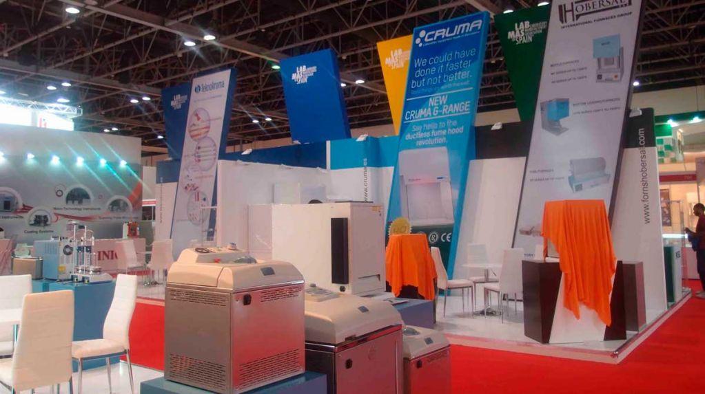 Arab Lab Exhibit Design