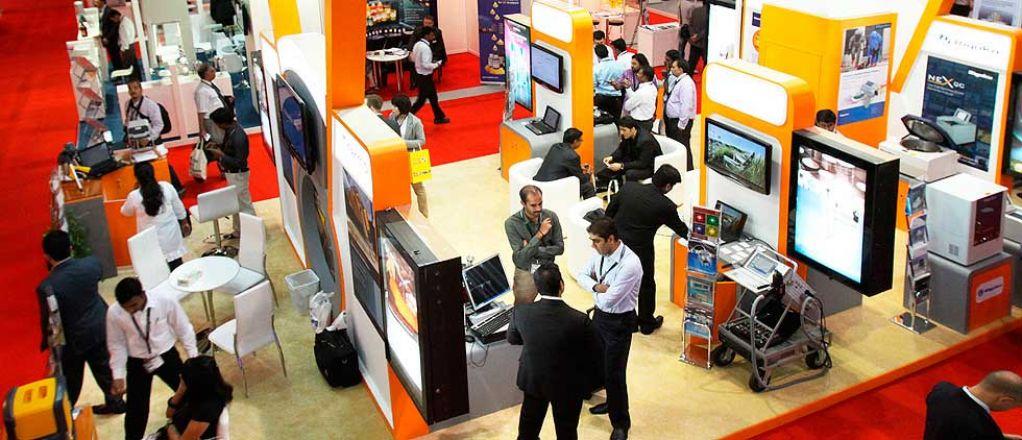 Arab Lab Exhibition Hall