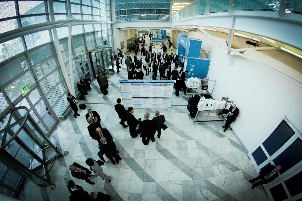 Chemspec Europe Exhibition Area