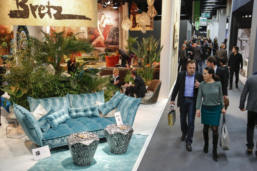 Imm Cologne Exhibition Stand