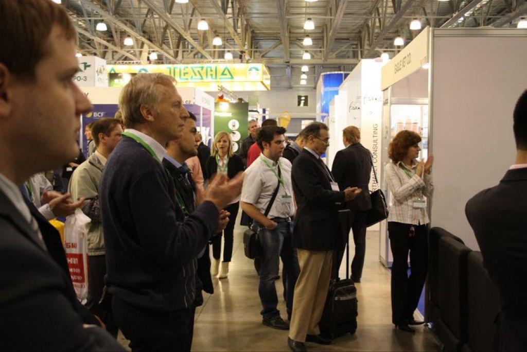 Viv Russia Exhibition Area