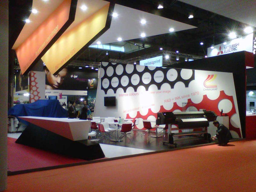Fespa Brasil Stand Design