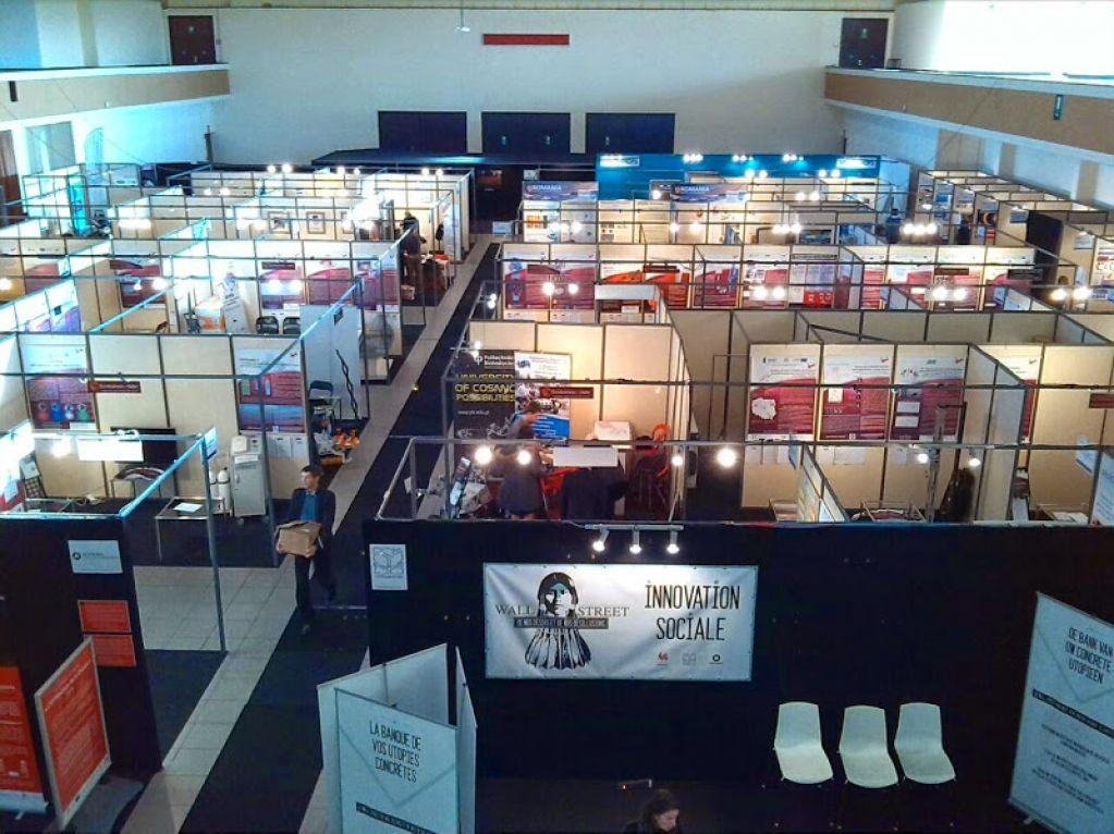 Innova Exhibition Area