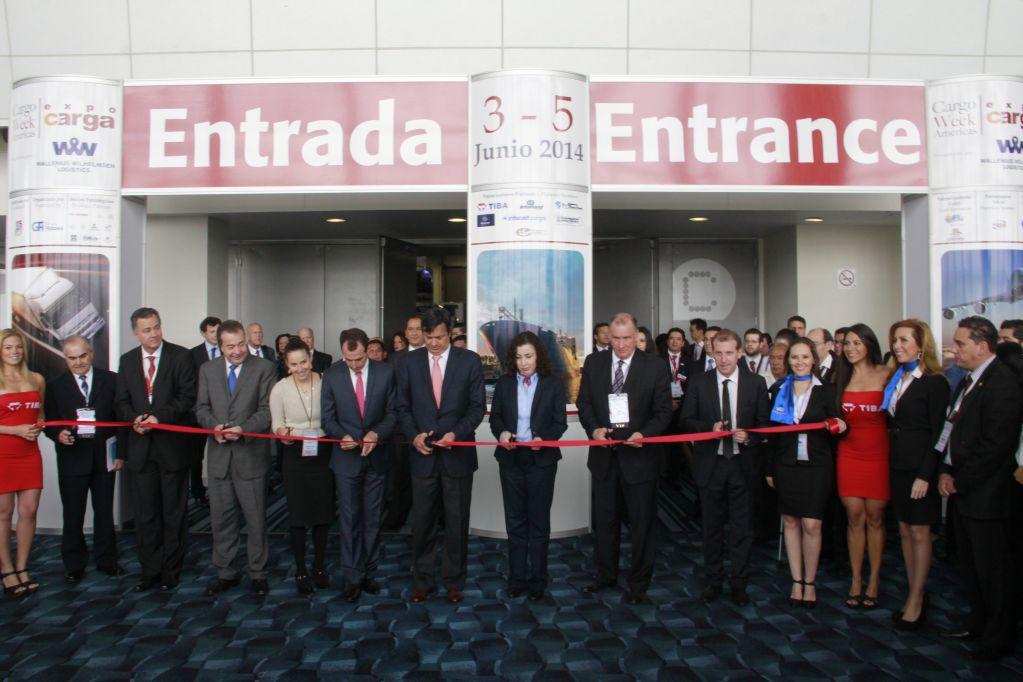 Cwa Expo Carga 2015 Mexico