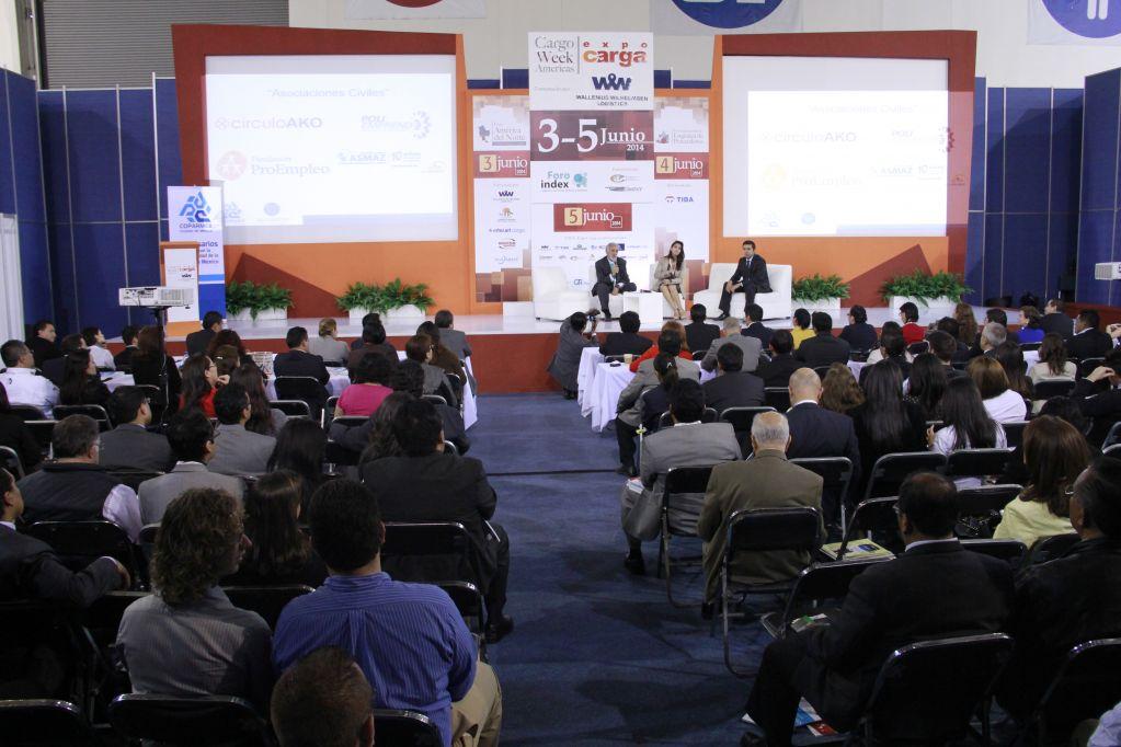 Ferias En M Xico Df Expo Carga