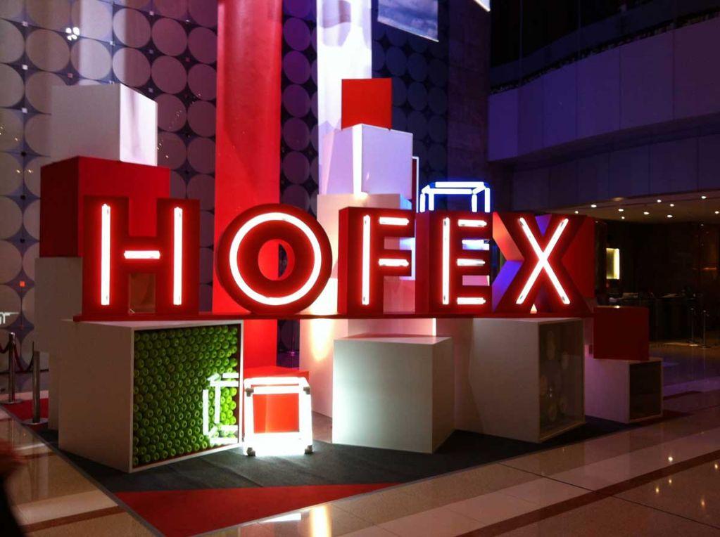 Hofex Hk Exhibition