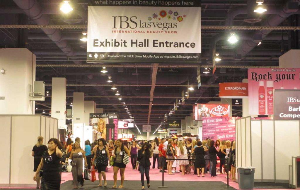 Ibs Las Vegas Exhibiiton Area