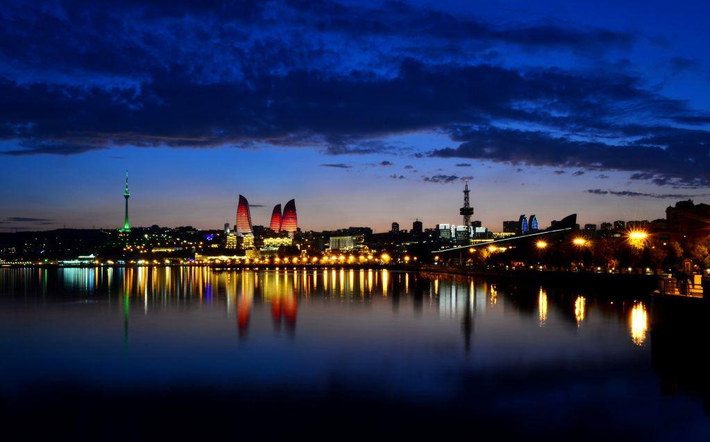 Azerbaijan Baku City Events Recexpo