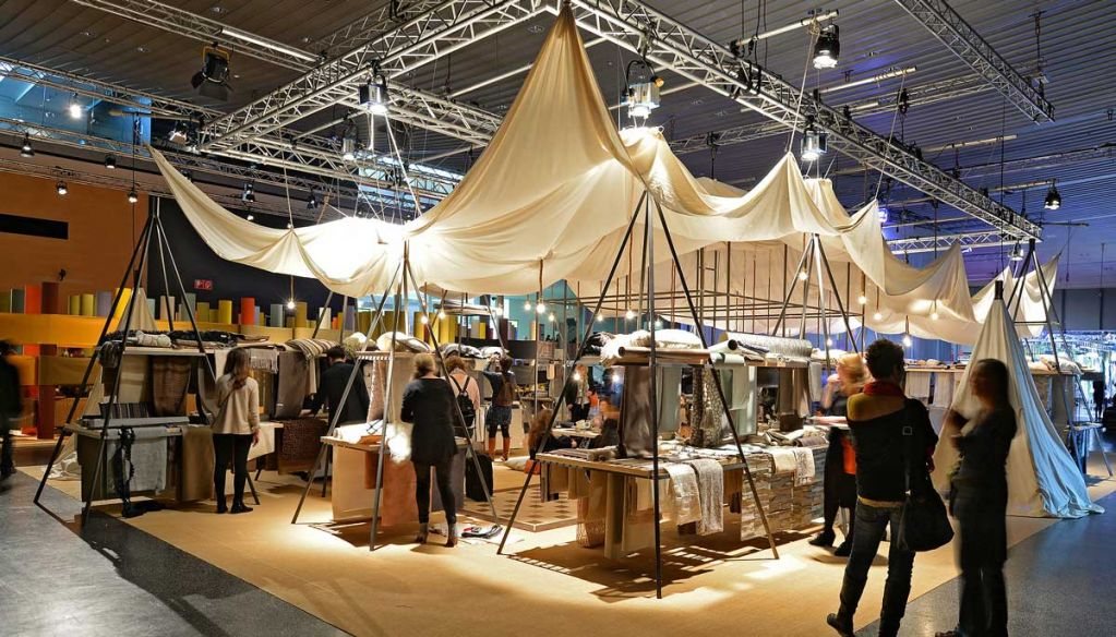 Booth Trends In Heimtextil
