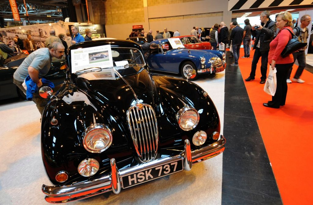 Birmingham\'s NEC Classic Motor Show is a must for all vintage car ...