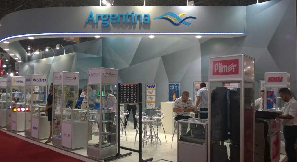 Automec Sao Paulo Booth