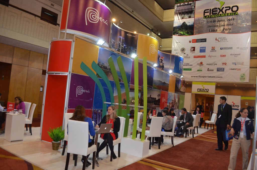Exponer en Ferias de Latinoamérica