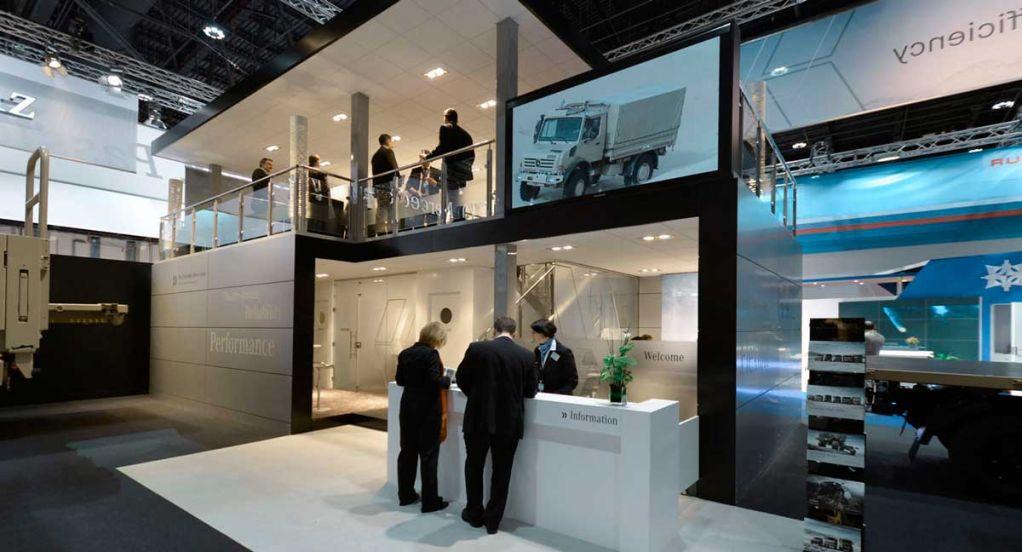 Idex Exhibition Design