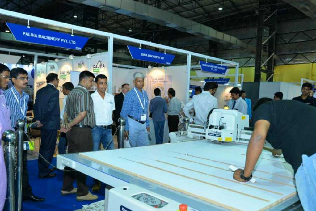 India Corr Expo Booth