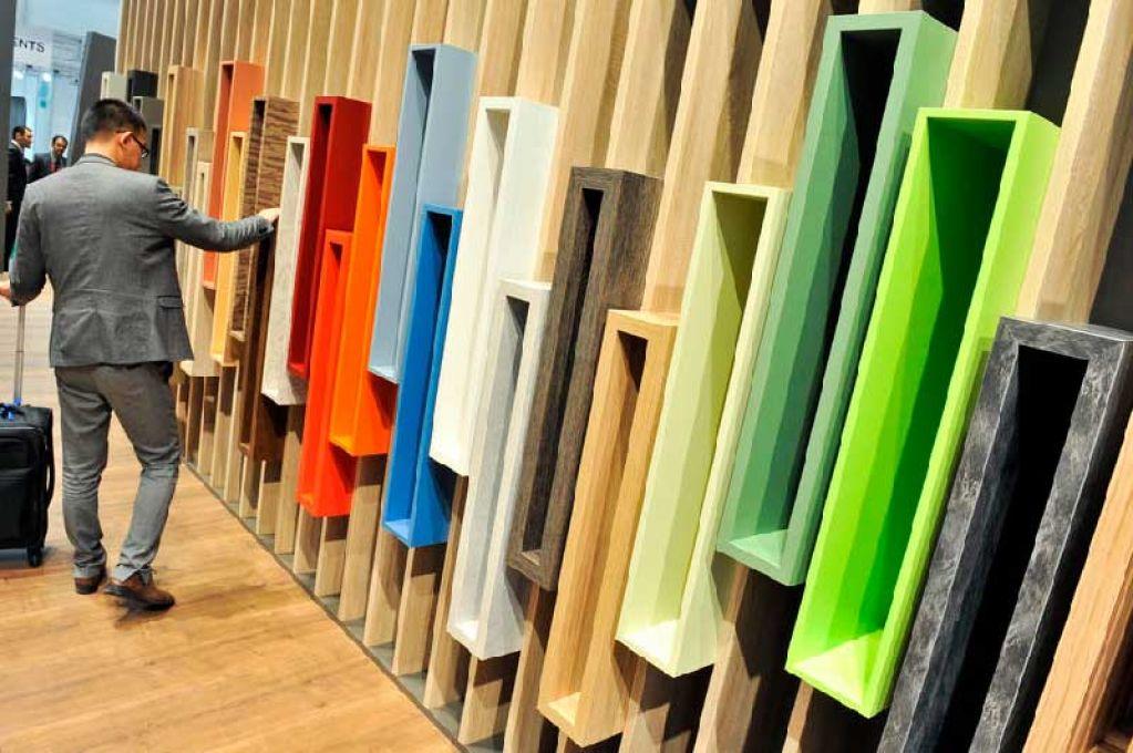 Interzum Exhibit Design