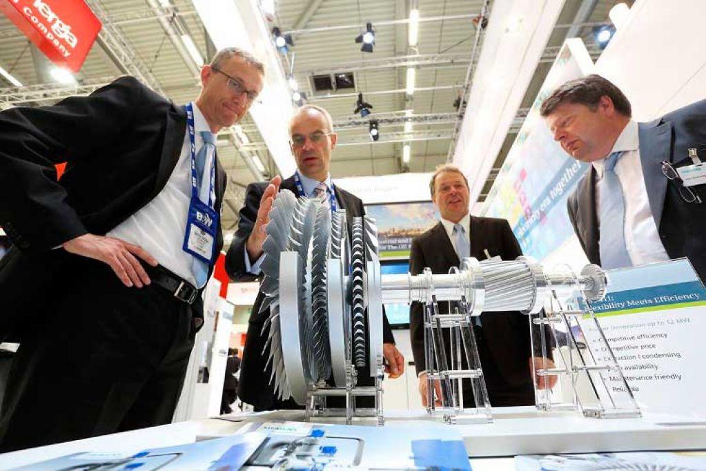 Cologne Exhibition Power Gen