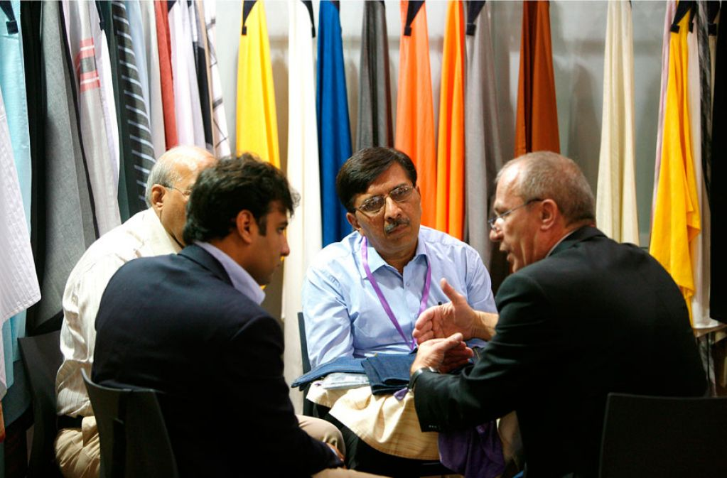 Stand Builders For Itma 2015