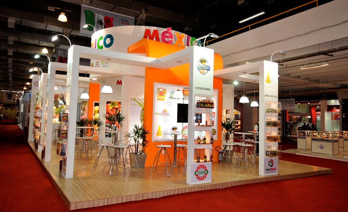 Sial Brazil Booth