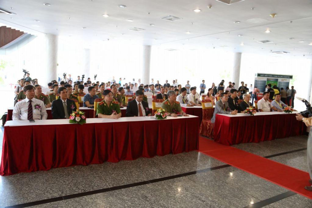 Exhibition Stands At Secutech Vietnam