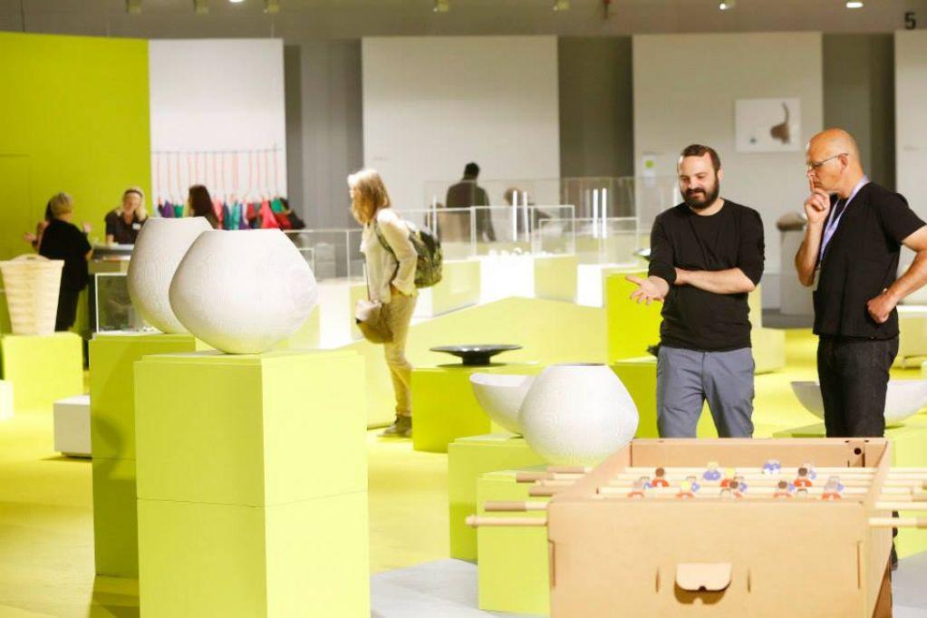 Tendence Exhibition Area In Frankfurt