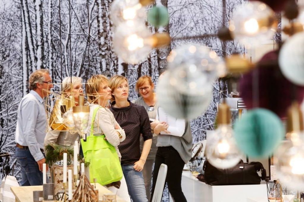 The Best Stand Design At Tendence Frankfurt