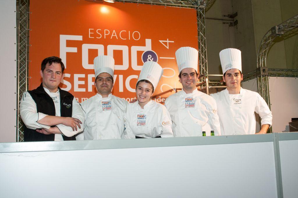 Espacio Food And Service 2015