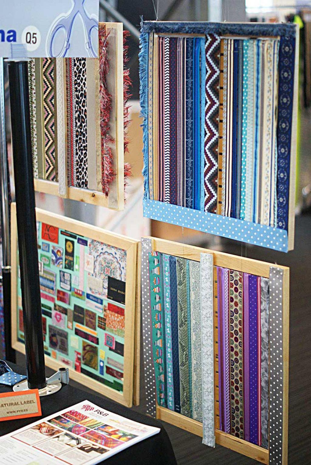 The London Textile Fair 2015
