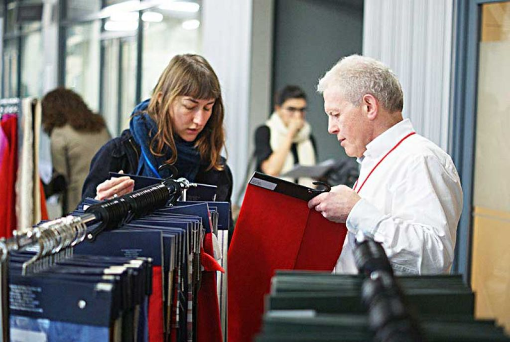 The London Textile Fair In Uk