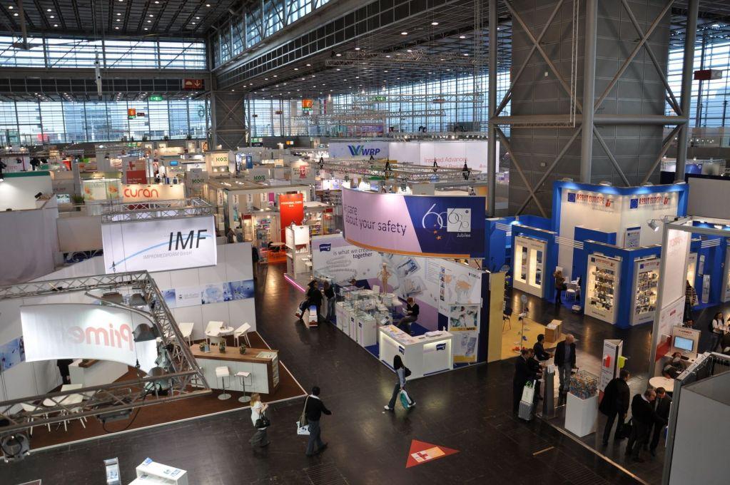 Medica dusseldorf world forum for medicine for Salon medica