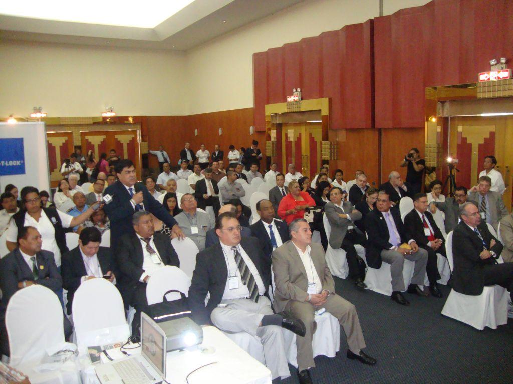 Expo Seguridad Controam Rica Integrada En Managua Nicaragua