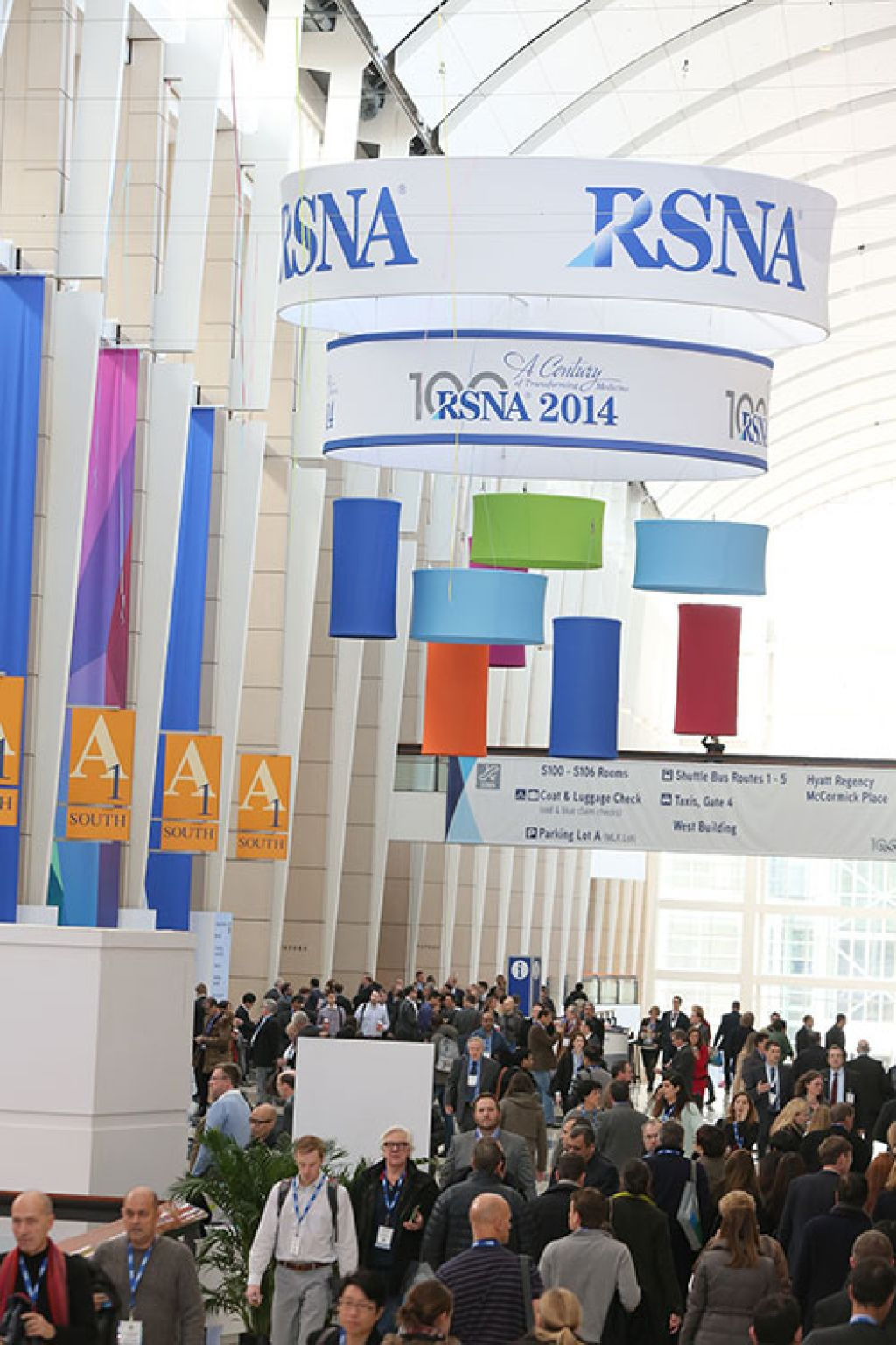 Rsna Exhibition In Chicago