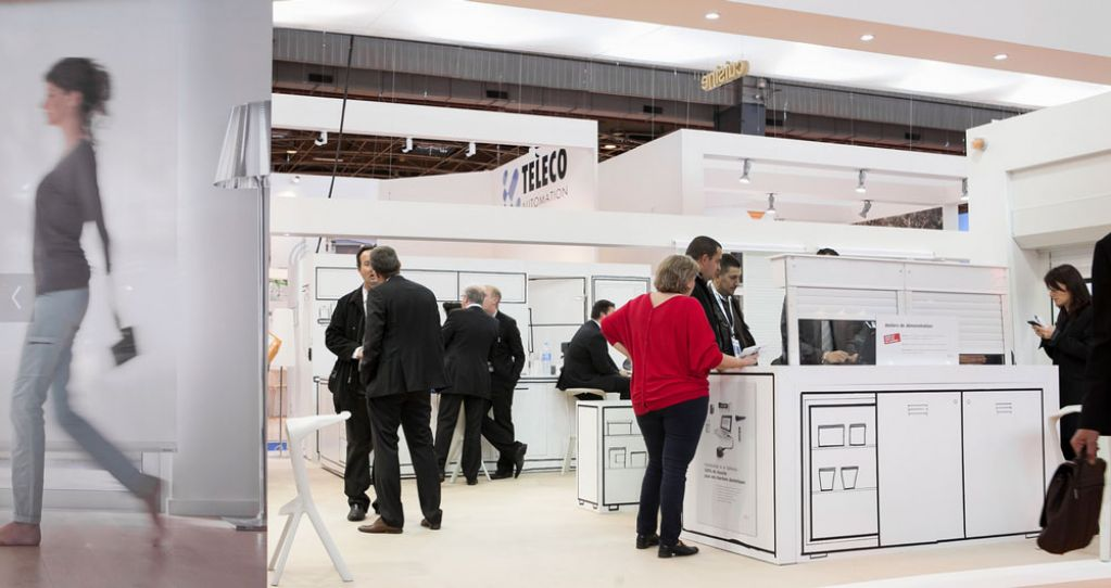 Equip Baie Paris Exhibition Stand