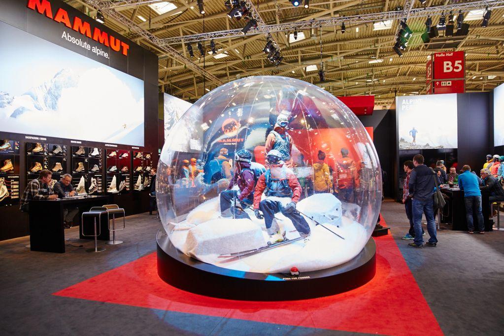 Munich Ispo Exhibition